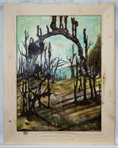 'Dion'_Acryl-auf-Leinwand-50x70x5cm_Holzrahmen-66x86x5cm_©bli