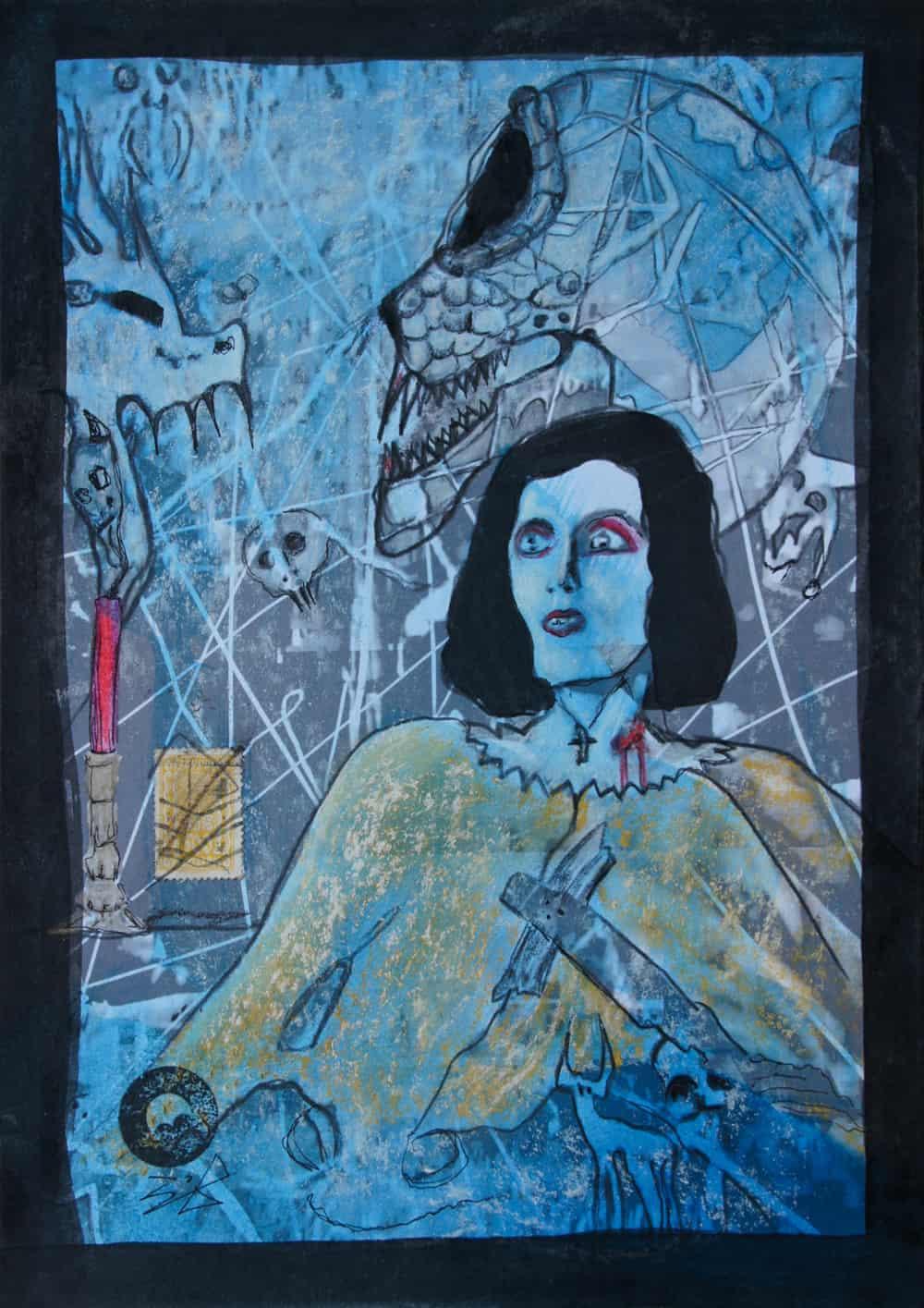 Nosferatu fear Bli-Art